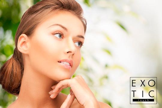 No hace falta que pases por el quirófano para lucir una piel tersa en Exotic Touch ¡Con el tratamiento HIFU con Ultrasonidos + la aplicación de Ácido Hialurónico estarás estupenda!