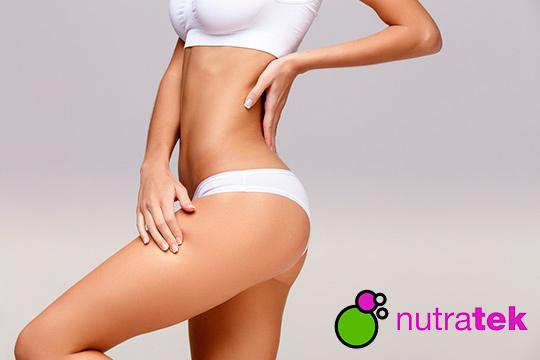 ¡A la vuelta de vacaciones mejora tu cuerpo! Nutratek te ofrece 3 ses. de lipoláser + 3 presoterapias + análisis corporal con dietista