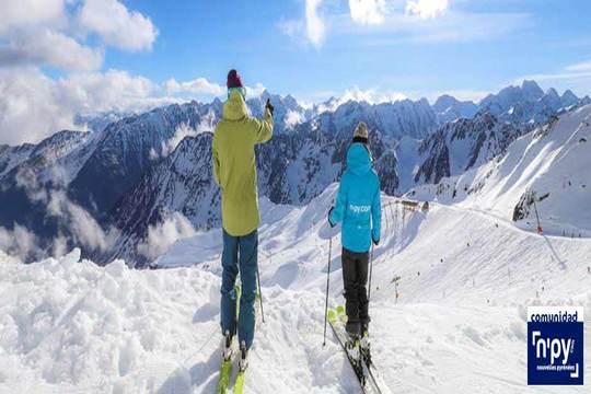 Forfait en Pirineos franceses en 8 estaciones de esquí diferentes ¡Los días de nieve y frío ya están aquí!