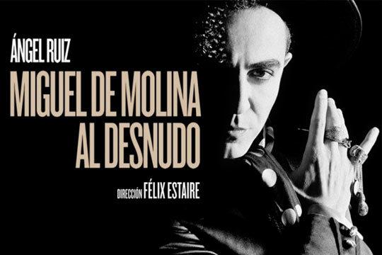 Llega al Teatro Campos Elíseos de Bilbao el espectáculo 'Miguel de Molina al desnudo' ¡Inmejorable homenaje a su figura!