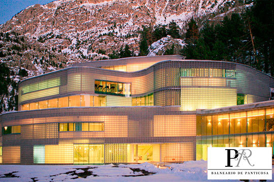 Relájate en el Pirineo Aragonés con hasta 5 noches con desayunos y circuito Spa en el Balneario Panticosa ¡Opción a comidas o cenas!