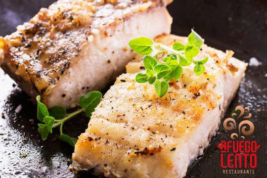 Nuevo menú degustación de 7 platos en A Fuego Lento (Loredo)