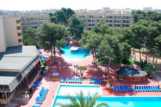 Del 13 al 20 de abril disfruta de unas vacaciones en pensión completa en el hotel Jaime I de Salou