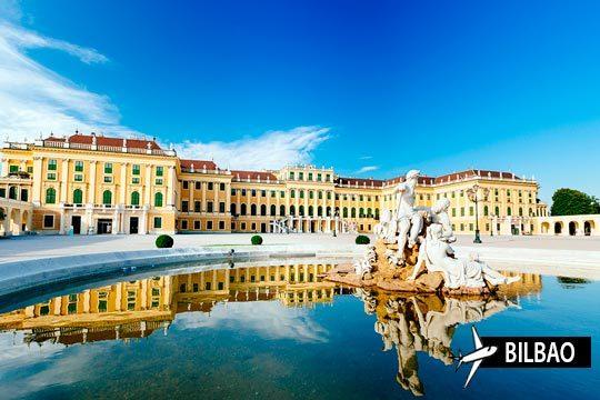 Una de las ciudades más bonitas de Europa te esperan ¡Viena con avión desde Bilbao y 3 noches con desayuno en hotel!