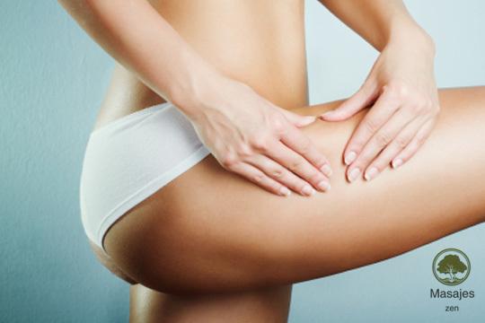 Moldea tu figura con 1, 3 o 5 masajes reductores en las zonas más conflictivas de tu cuerpo ¡En abdomen o abdomen y muslos!