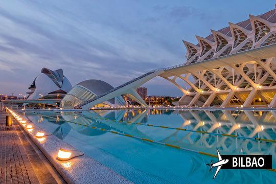 Esta Semana Santa descubre Valencia con 5 noches de estancia en el hotel Ding Dong Telas ¡Con vuelo desde Bilbao!