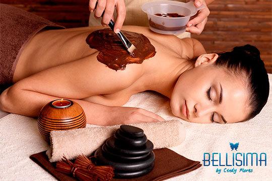 ¡Momentos de relax y placer en Centro Bellísima! Elige entre 1 o 3 chocolaterapias con degustación de bombón incluida