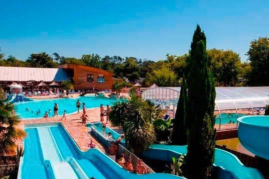 Disfruta con tu familia o amigos de un fantástico fin de semana en Las Landas ¡En camping 5*!