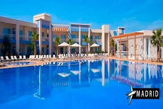 Verano en Saidia: Vuelo de Madrid + 7 noches en TI ¡Vive Marruecos!