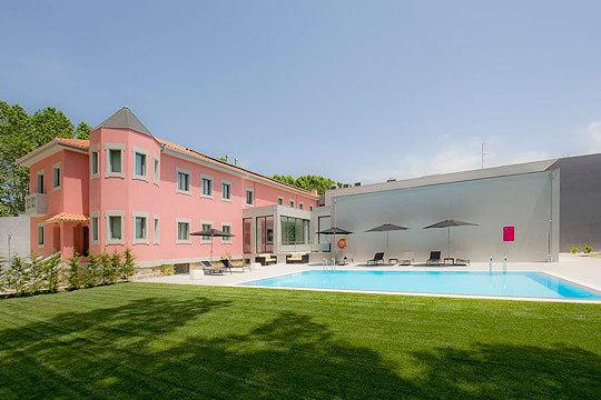 7 noches con desayunos en el hotel Primavera Perfume de Vidago ¡Y a desconectar en Portugal!