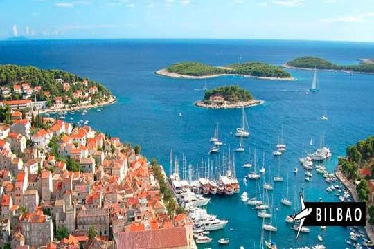 Croacia, Eslovenia y Bosnia en julio: 7 noches + vuelo ¡Con excursiones!