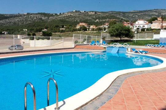 Disfruta de unas vacaciones con tu familia o amigos en Alcocéber, en un coqueto apartamento para 4 personas ¡Muy cerca de la playa!