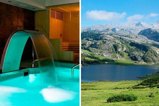 Disfruta de la naturaleza y la montaña en León con la estancia de 1 o 2 noches en el hotel Spa Puerta Vadinia ¡Incluye desayuno y circuito termal!