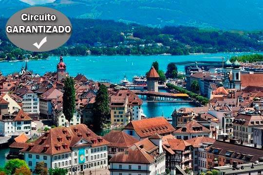 Este irrepetible circuito 'Descubre Suiza' te llevará por los mejores rincones de un país desconocido ¡Te enamorará!