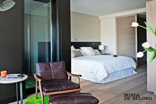 Noche con desayuno + entrada a Spa + parking en el hotel Hotel Muga de Beloso - Alma Pamplona 4* ¡Una escapada de lujo!