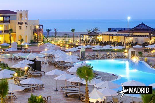 En octubre descubre la perla azul de Marruecos con la estancia de 7 noches en el hotel Be Live 5* en Saidia ¡En Todo Incluido!