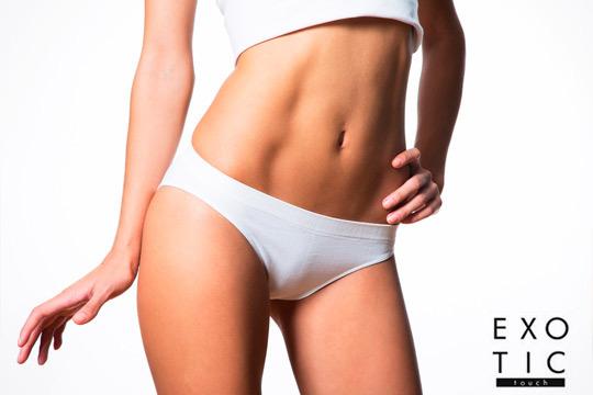 Moldea tu cuerpo en el centro especializado Exotic Touch con 1, 5 o 10 sesiones de electrolipo ¡Notarás los resultados!