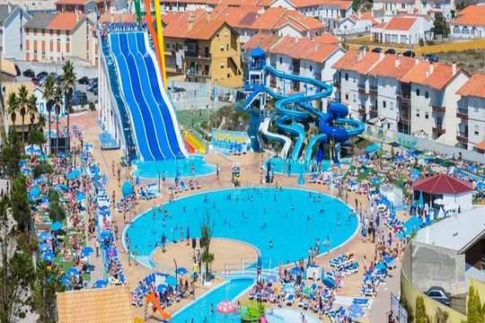 29/03 en Portugal: 4 noches en hotel + parque acuático ¡Para 2, 3 o 4!
