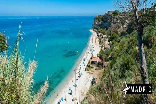 Octubre en el sur de Italia desde Madrid + 7 noches en hotel en media pensión