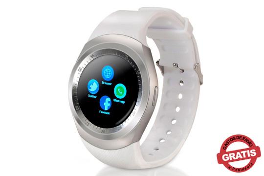 Disfruta de toda la potencia y la conectividad que te proporciona el SmartWatch Shofter ¡Con envío incluido!