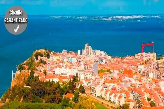 Descubre Lisboa con este inolvidale circuito con excursiones ¡Salidas desde Bilbao, Donosti, Vitoria y Pamplona!