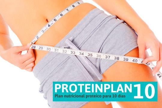Recupera tu figura después de las navidades con este plan nutricional proteico ¡en tan solo 10 días!