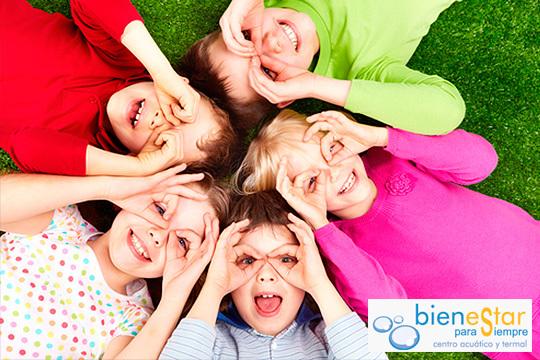 Psicomotricidad, cuentacuentos en inglés, juegos y mucho más ¡Este verano deja que tus peques se diviertan en Balneario Bienestar!