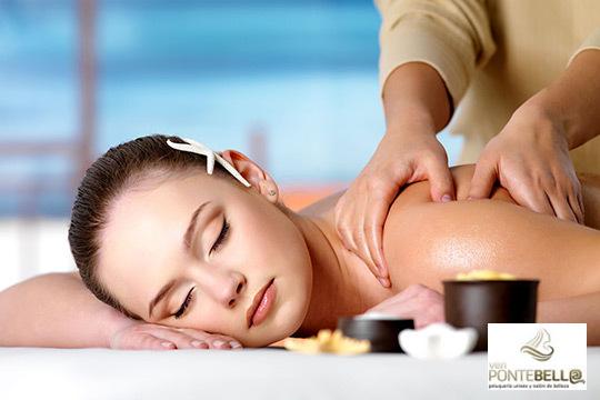 Elige la sesión de belleza y relajación que prefieras en Peluquería Ven ponte Bell@ ¡Masaje Hot Karité Spa, hindú o rose therapy y opción a peinado o tratamiento iluminador!