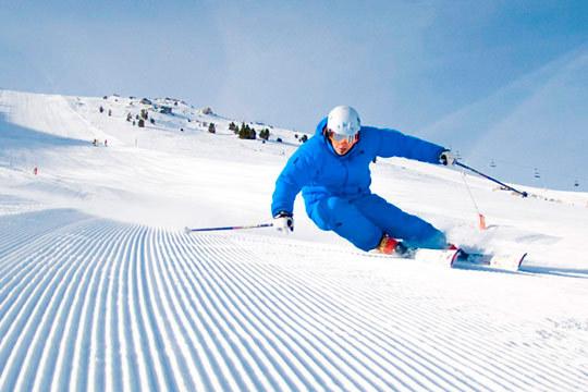 Disfruta de los deportes de invierno en Semana Santa con 7 noches en un apartamento de Le Residence Pra Ste. Marie ¡Con 6 días de forfait en Floret Blanche!