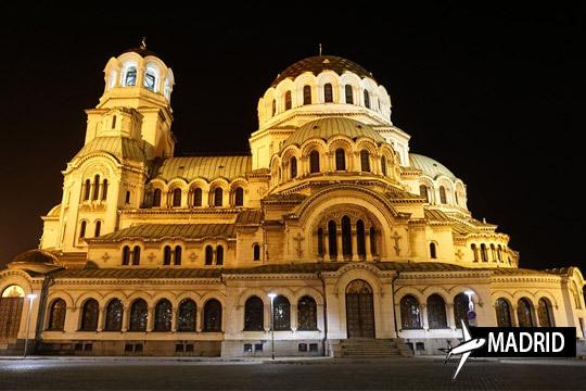 ¡Descubre la belleza de la capital de Bulgaria! Vuelo desde Madrid + 4 noches con desayunos en hotel cerca del centro de Sofía