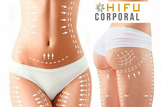 Tratamiento HIFU con Ultrasonidos que elimina la grasa localizada desde la raíz ¡Auténtica remodelación para tu cuerpo!