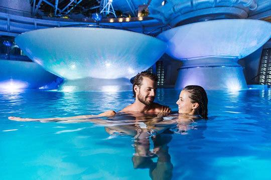 Relax total en Caldea con 3 noches de alojamiento en hotel 4 estrella y entrada al balneario Caldea ¡Escapada bienestar!