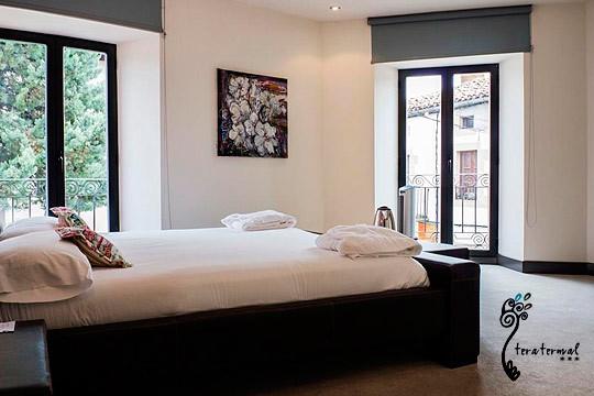 Disfruta de un paisaje de gran belleza y del relax desde el hotel Teratermal en Soria ¡1 o 2 noches con desayunos, Spa y masaje!