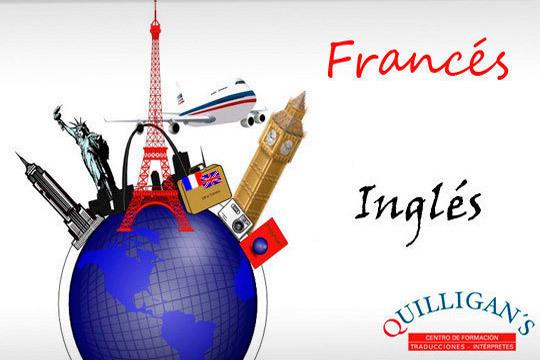 Aprende y mejora tu nivel de inglés y francés con un mes de clases en la academia Quilligans
