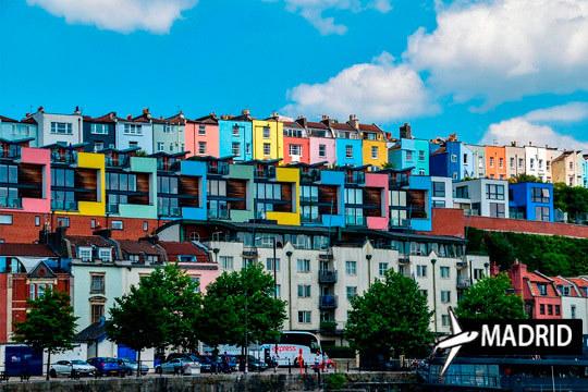 Disfruta de unos días inolvidables en Bristol ¡Salida en avión en septiembre desde Madrid + estancia de 3 noches!