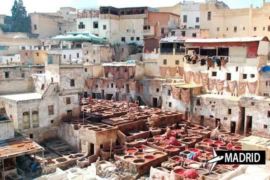 Marruecos te espera con un increíble viaje a Fez con vuelo desde Madrid y la estancia de 4 noches con desayuno en el hotel Batha o Ibis Fes