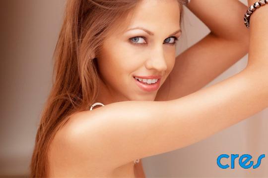 Elimina la flacidez y el descolgamiento en brazos con un tratamiento específico para brazos en Clínicas Cres