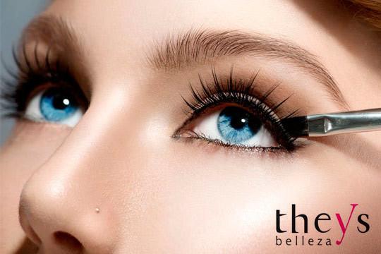 Luce una mirada y un rostro más bellos que nunca con una completa sesión en Theys Belleza ¡Incluye lifting de pestañas + tinte + tratamiento facial de 45 min + guía de belleza!