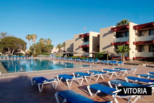 Comienza el verano viajando a Tenerife desde Vitoria y disfrutando de 7 noches en régimen de Todo Incluido en unos maravilloso estudios ¡Vacaciones al sol!
