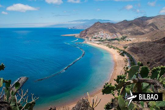 Vuelo desde Bilbao a Tenerife en media pensión + 7 noches ¡Si todavía te quedan días de vacaciones no te quedes en casa, y aprovecha las últimas plazas!