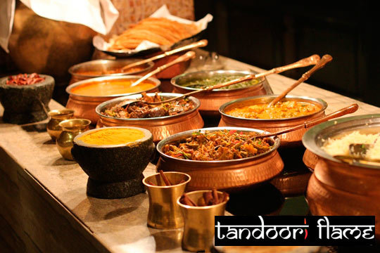 Menú 'Sabores de India' en Tandoori Flame ¡5 o 6 platos exquisitos!