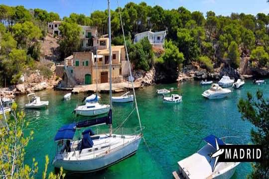 Mayo a Mallorca: Vuelo desde Madrid + 7 noches en apartamento