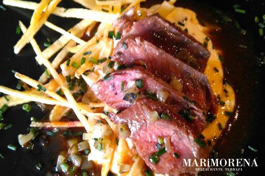 Menú de 6 recetas de Laura Gonzalez (Chef Cantabria 2013)