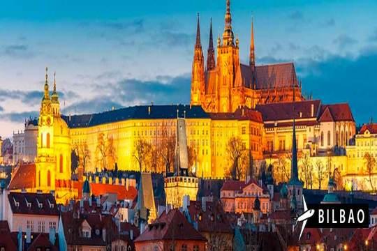 Praga con vuelo de Bilbao + 3 noches con desayunos ¡En Semana Santa!