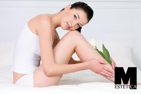 ¡Despídete del vello sin dolor gracias a la depilación IPL! Tendrás una sesión para labio superior, axilas, ingles, medias piernas o piernas enteras