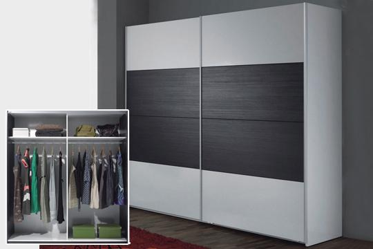 Ofertas armario de puertas correderas en ceuta for Oferta puerta corredera