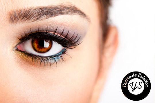 Magnífica mirada con un tratamiento de diseño y tinte de cejas en el Centro Estético YS ¡Notarás la diferencia!