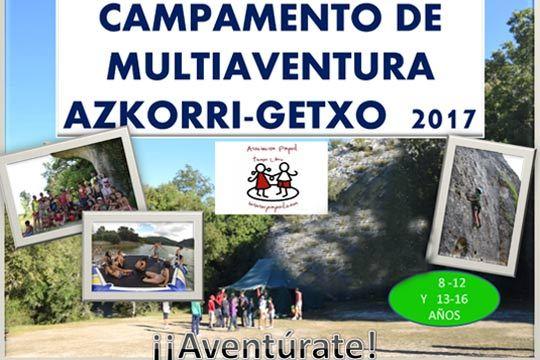 Deportes de aventura: tirolina, tiro con arco, escalada, piragüismo, mountain bike, paddel surf, paddel skate, excursiones y mucho más ¡En euskera y castellano!