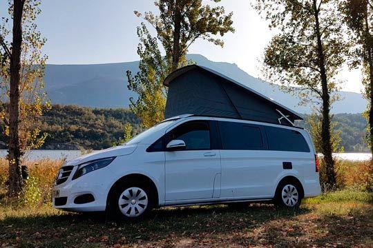 177Cv, cambio automático y sistema automático de aparcamiento ¡Una furgo con las comodidades de un coche!