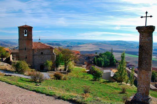 En Semana Santa descubre los pueblos más típicos de Guadalajara con un circuito en media pensión con salidas desde País Vasco, Pamplona y Santander